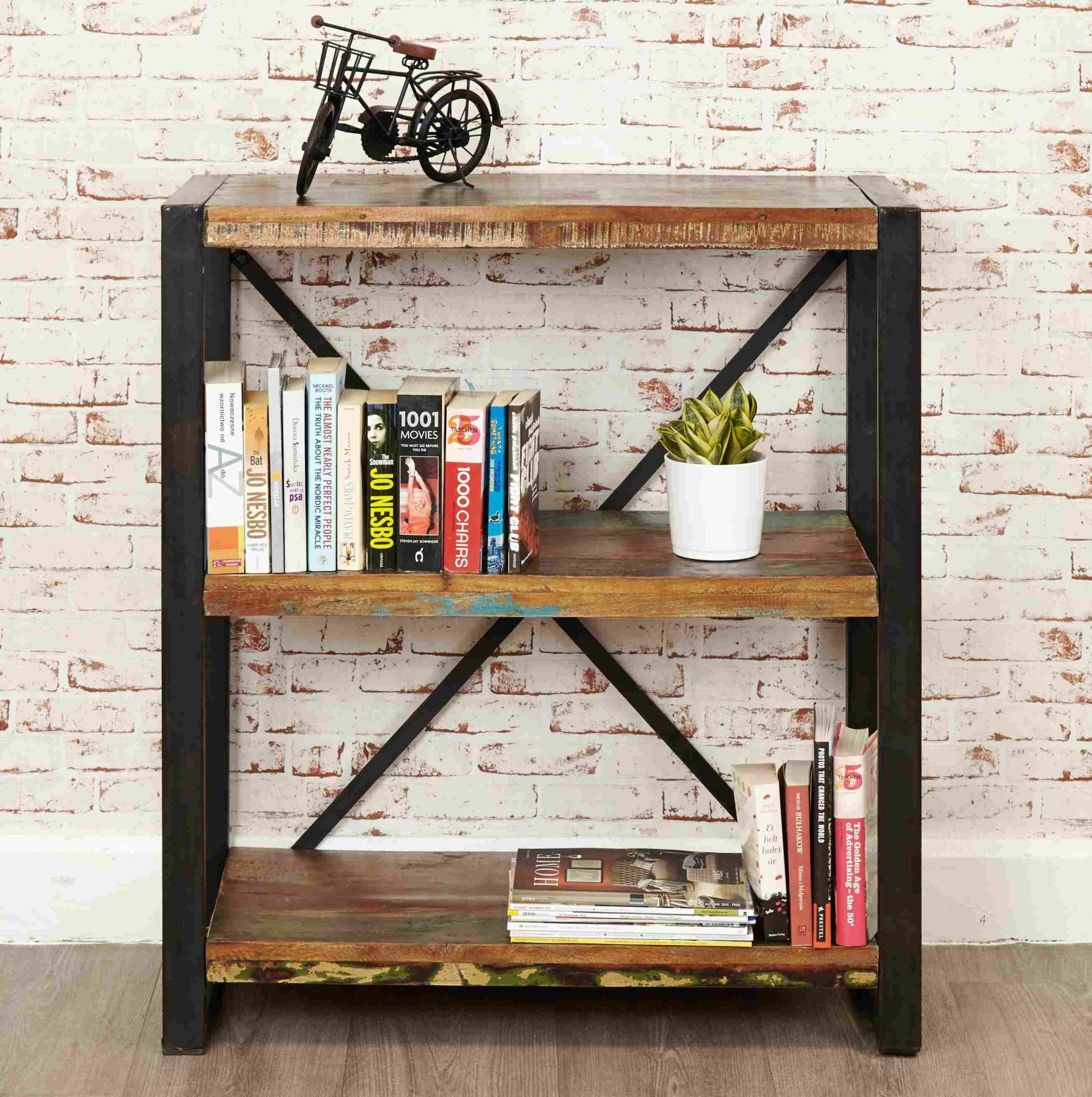 small bck caulfield hero bookcase